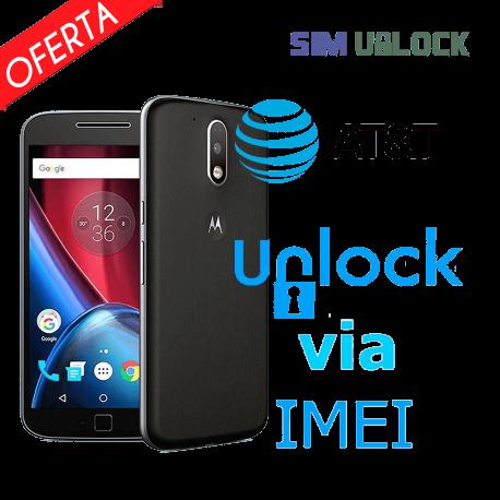 Conseguir desbloqueo Motorola Moto G4 Plus